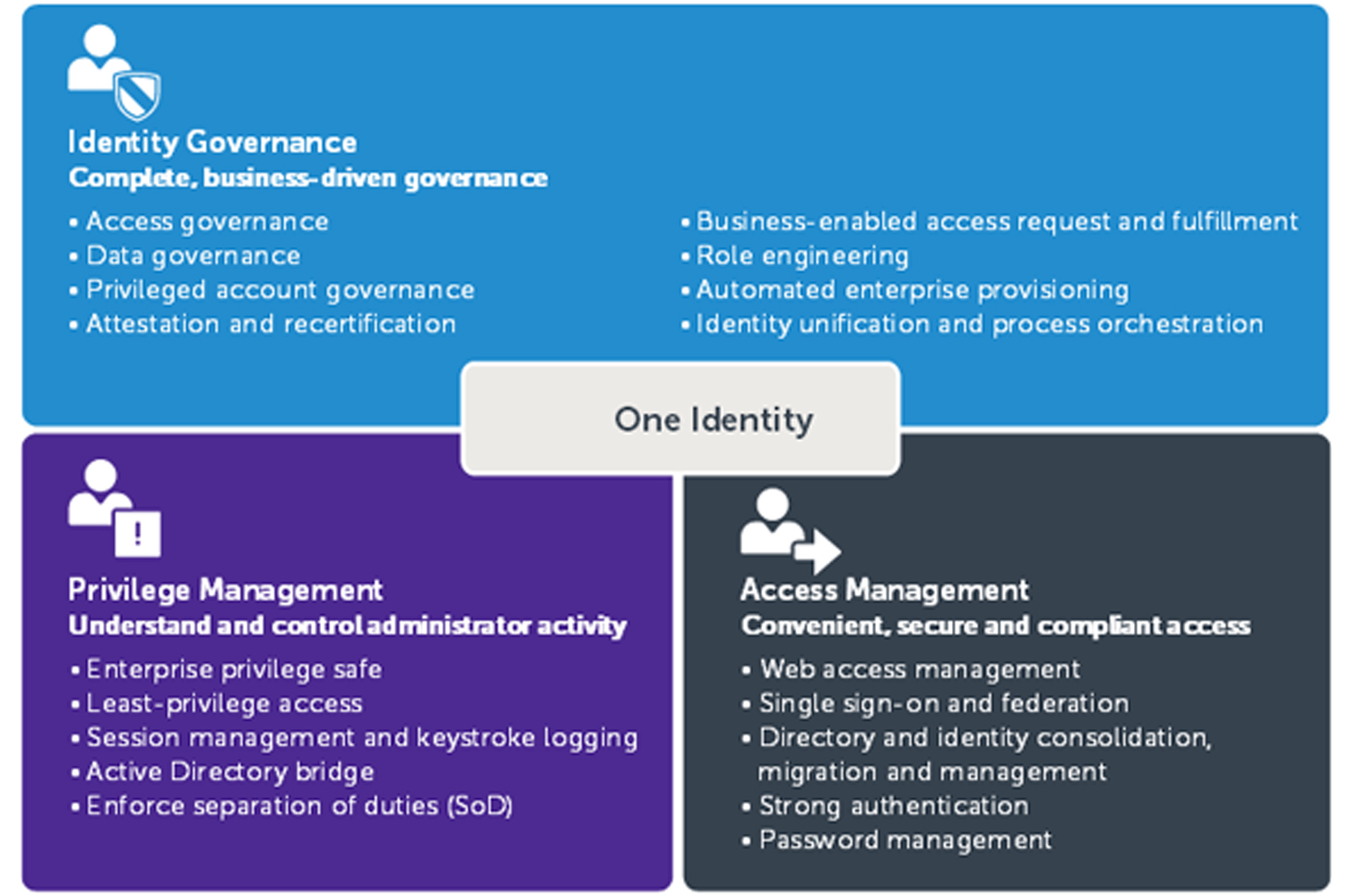 Identity And Access Management Evanssion